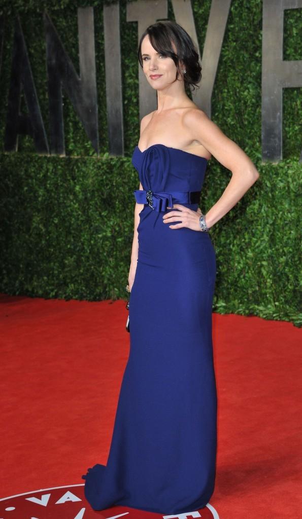 1 : Juliette Levis, l'actrice avec qui Leonardo est sorti en 1993.