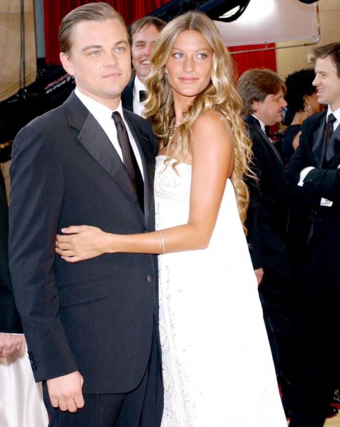 7 : De 2000 à 2005, Leonardo est en couple avec la brésilienne Gisele Bundchen.