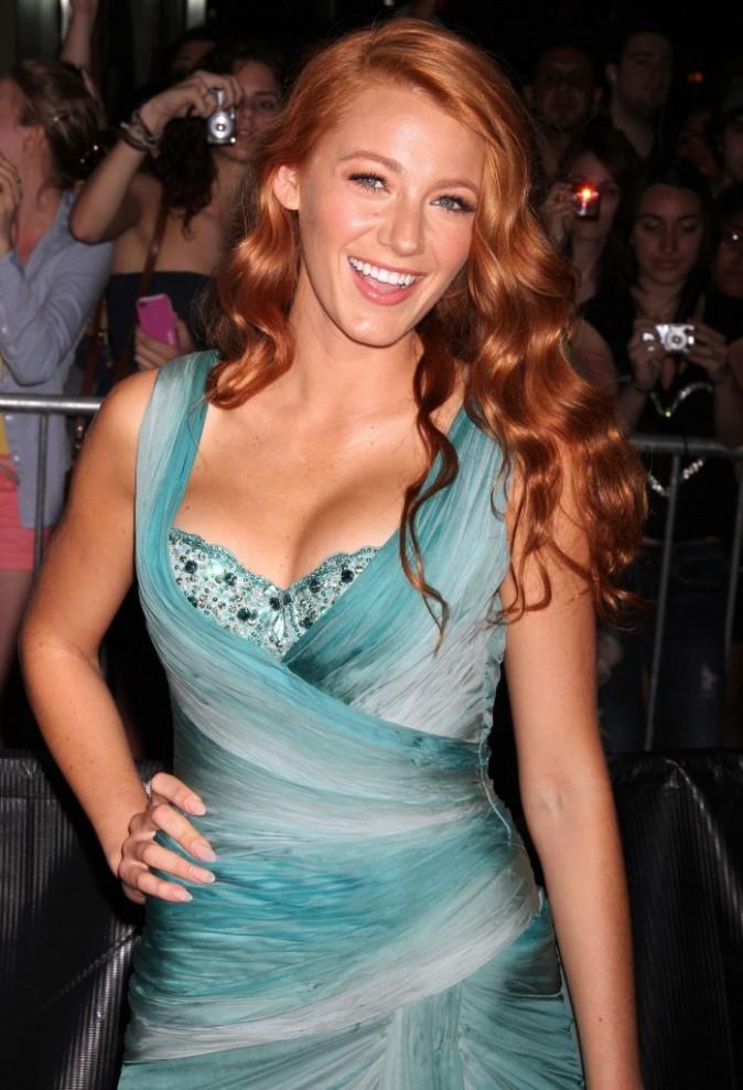 9 : Blake Lively semble avoir fait craquer l'acteur, avec qui elle passe du bon temps au Festival de Cannes.