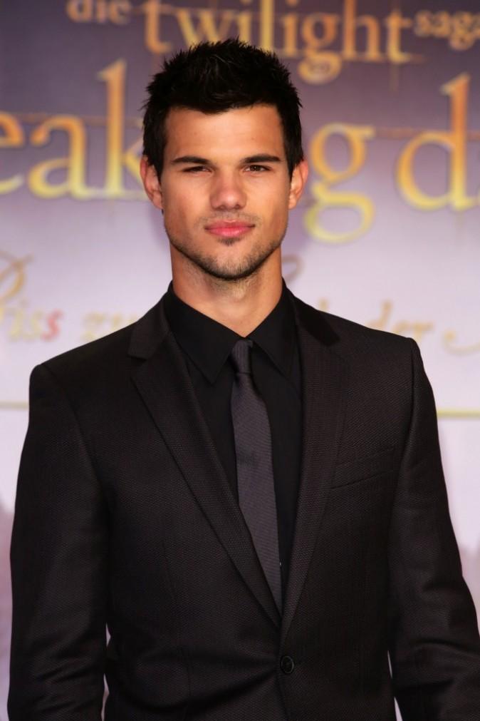 Célibataire n°10 : Taylor Lautner