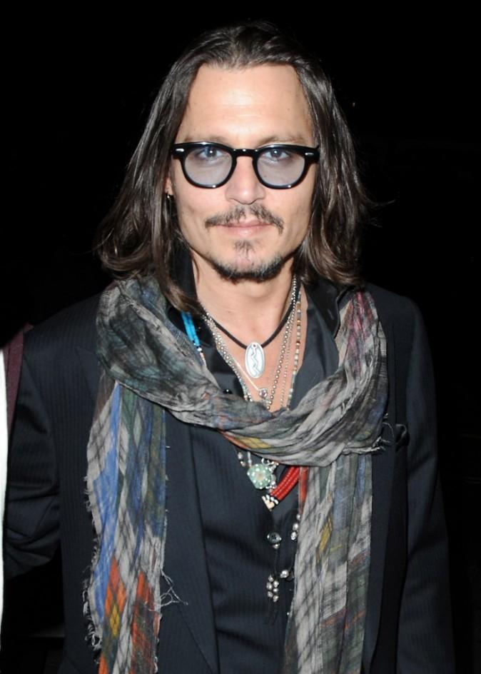 Célibataire n°5 : Johnny Depp