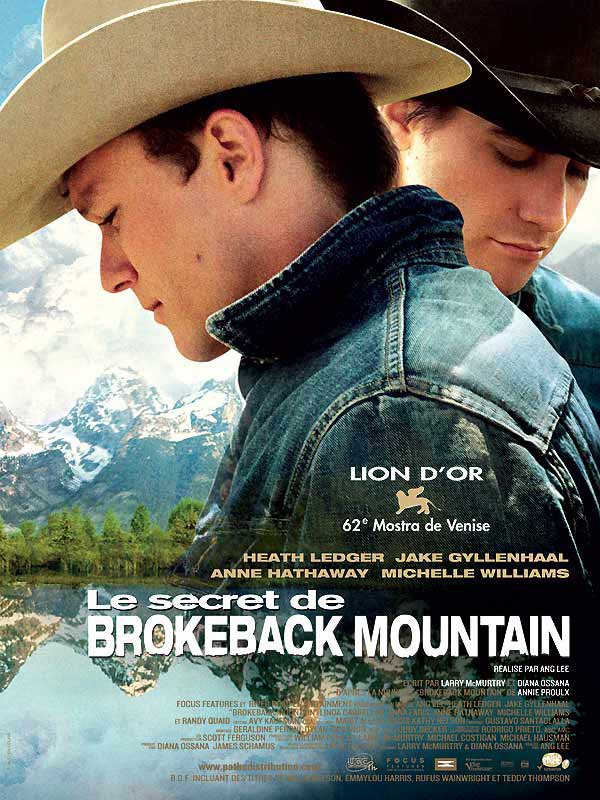 Le Secret de Brokeback Mountain (2005)