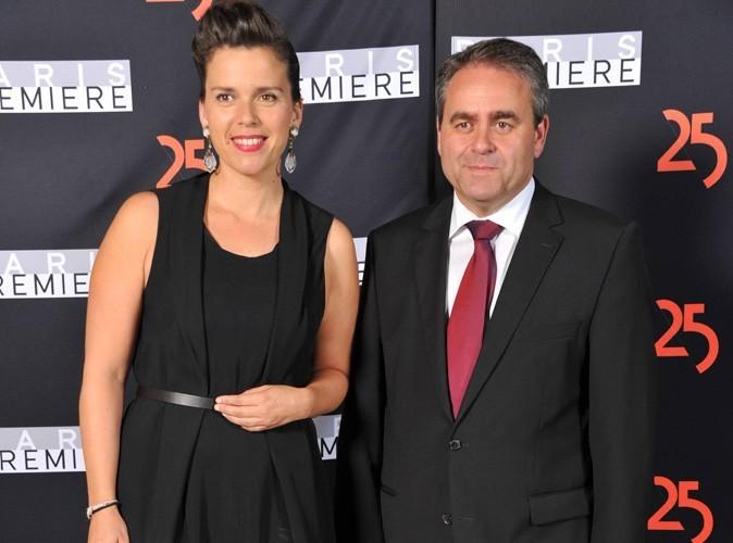Karine Blouet et Xavier Bertrand