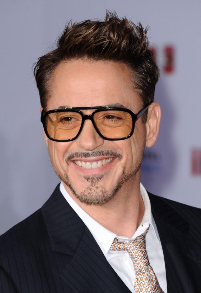 Robert Downey Jr a touché 50 millions de dollars pour son rôle dans Iron Man 3