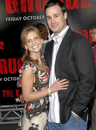 Sarah Michelle Gellar et Freddie Prinze Jr.