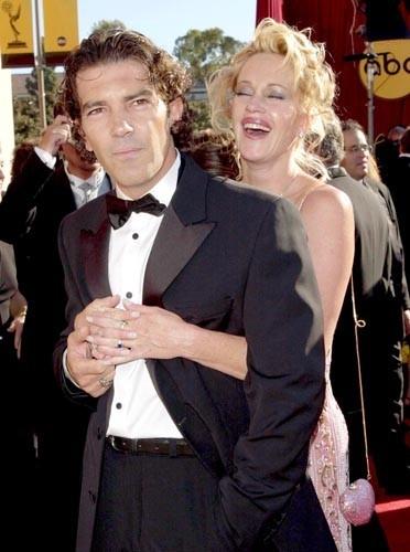 Antonio Banderas & Melanie Griffith
