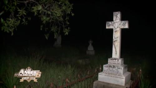 ... la visite d'un cimetière