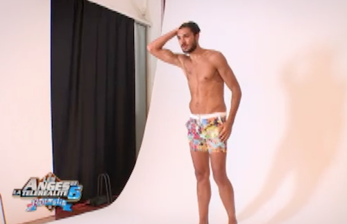 Thibault et Julien brun passent un casting pour des sous-vêtements !