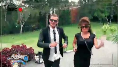 Les Anges tournent le clip de Happy dans Sydney et à la villa !