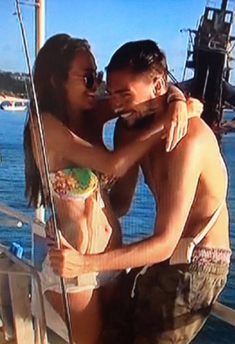 """Photos : Les Anges 6 : Julien blond : """"Julien brun et Vanessa se prennent trop pour les Beckham"""" !"""