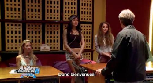 Shanna et Dania passe leur rendez-vous en studio