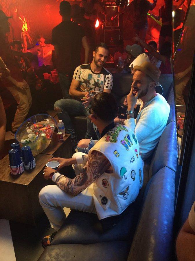 Photos : Les Anges 8 : Coralie, Raphaël, Nikola, Mélanie... stars d'un clip qui promet !