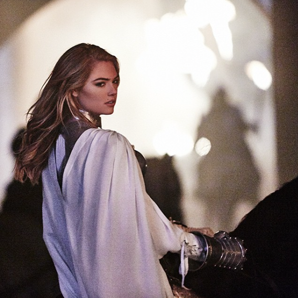 Photos : les Anges de Victoria's Secret : tout comme Kate Upton, elles sont prêtes pour le Super Bowl !
