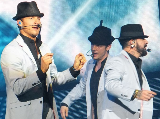 Les Backstreet Boys en concert à Paris, une grosse dose de nostalgie mais pas que... !
