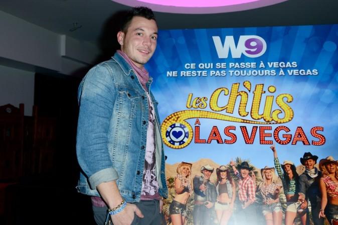 La conférence de presse des Ch'tis à Las Vegas à Paris le 13 décembre 2012