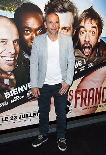 Medi Sadoun à Paris le 21 juillet 2014