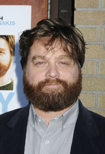 Zach Galifianakis : pas sexy mais super craquant !