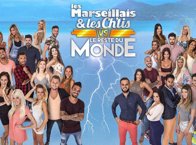 Photos : Les Marseillais & Les Ch'tis VS Le reste du monde : Découvrez les 30 candidats !