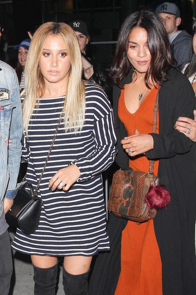 Ashley Tisdale et Vanessa Hudgens : Rivales au cinéma, amies dans la vie