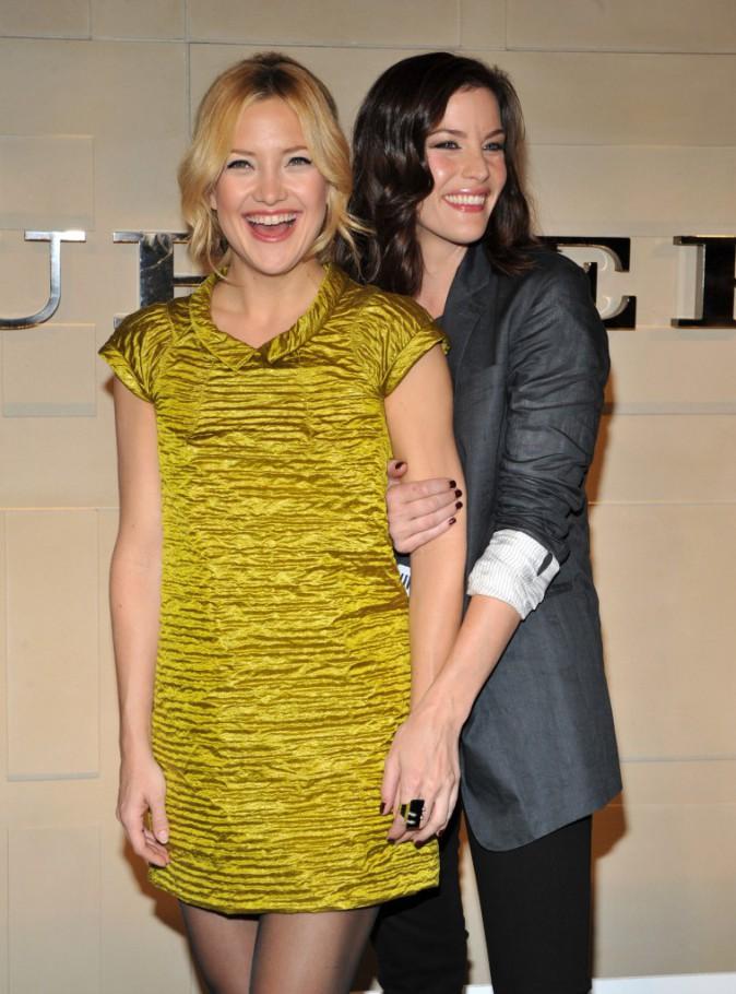 Kate Hudson et Liv Tyler
