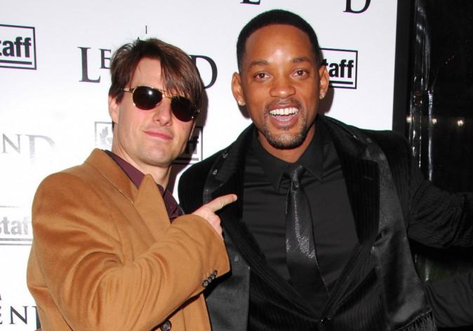 Tom Cruise et Will Smith réunis par la scientologie