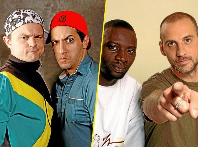 Les nouveaux Omar et Fred sont...Les Lascars gays