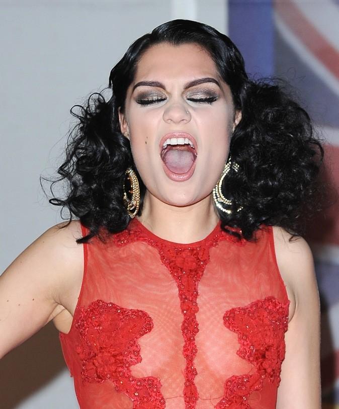Jessie J : ahhhhhhh !