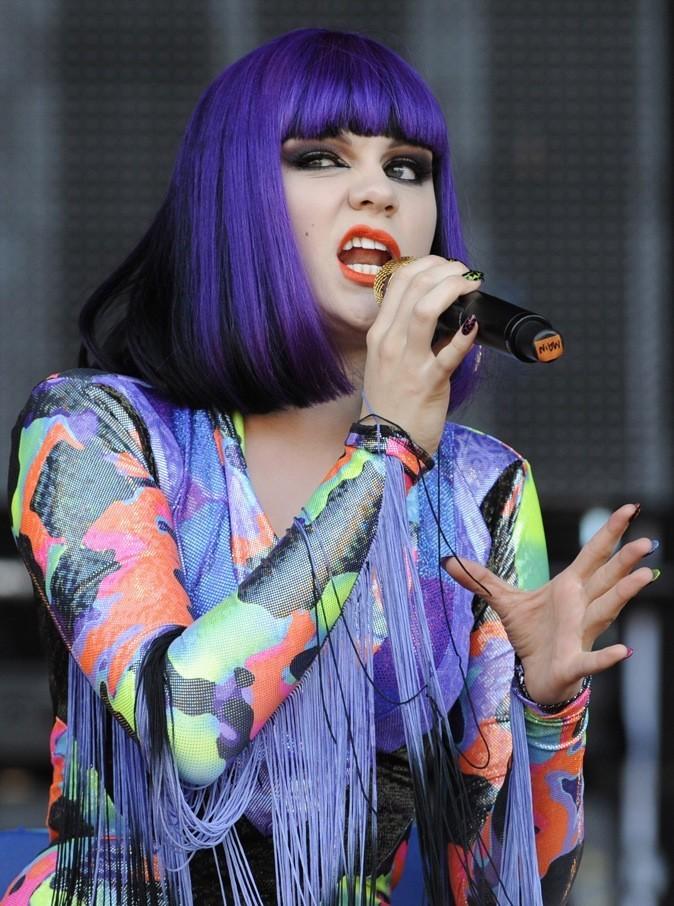 Jessie J en pleine interprétation !