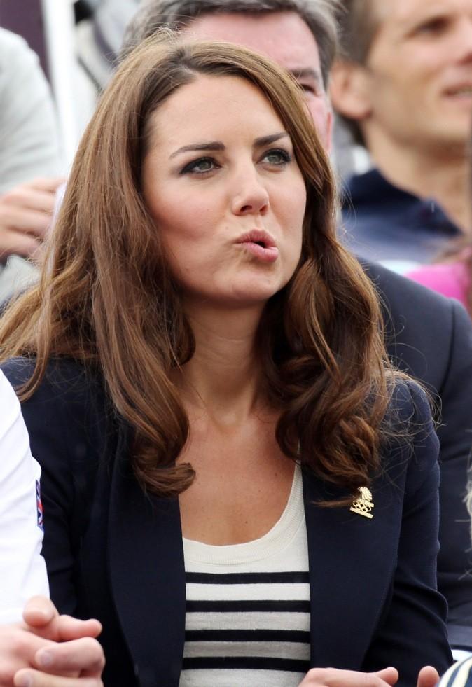 Kate Middleton, perplexe !