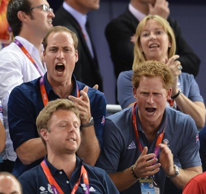 La famille royale sait se lâcher !