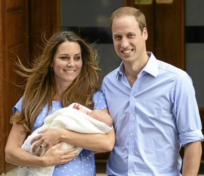 George : Royal baby... sauf la nuit !