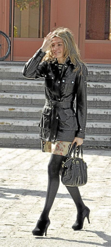 Princesse Letizia des Asturies, le chic incarné