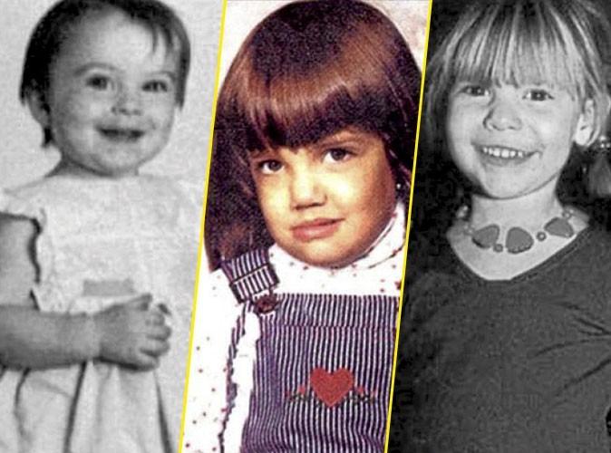 Photos : Les reconnaissez-vous lorsqu'ils étaient enfants ?