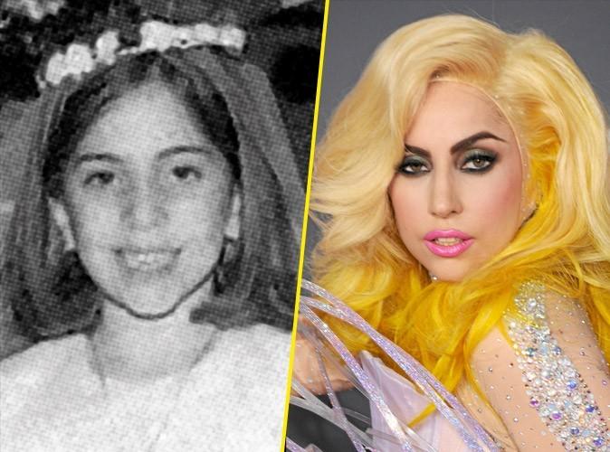 Photos stars bébé : le style paradoxal de Lady Gaga !