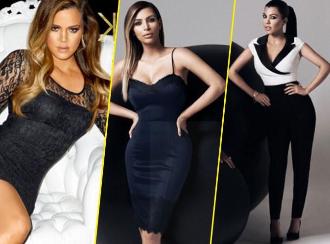 Photos : les sœurs Kardashian : leur Kardashian Kollection est enfin disponible !