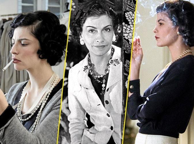 Photos : Anna Mouglalis et Audrey Tautou dans la peau de Coco Chanel