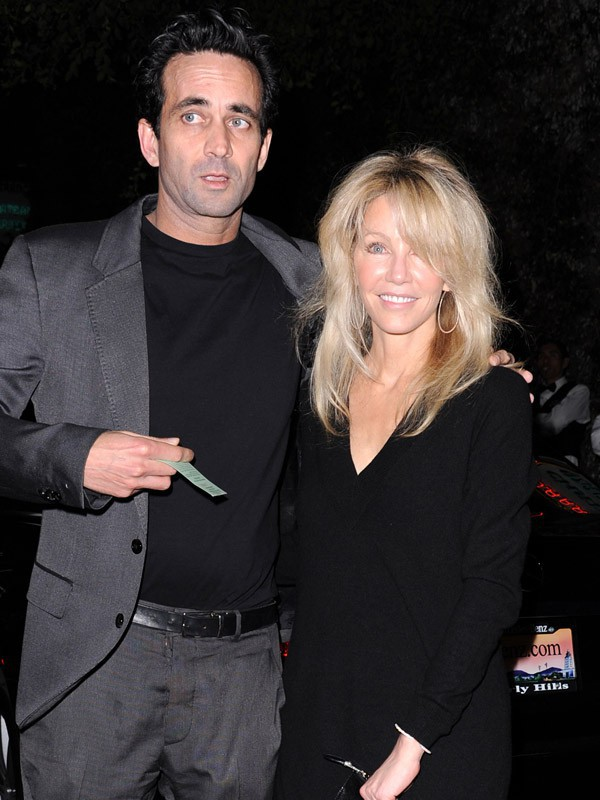 Heather Locklear et son compagnon