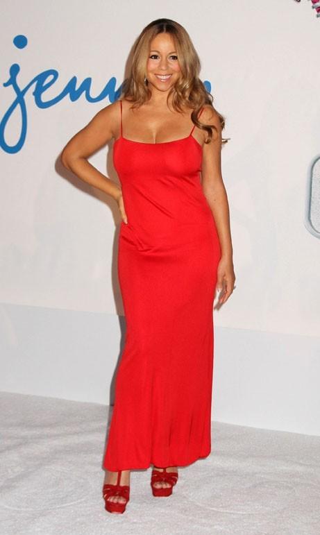 Mariah Carey, sept mois après la naissance de Monroe et Moroccan