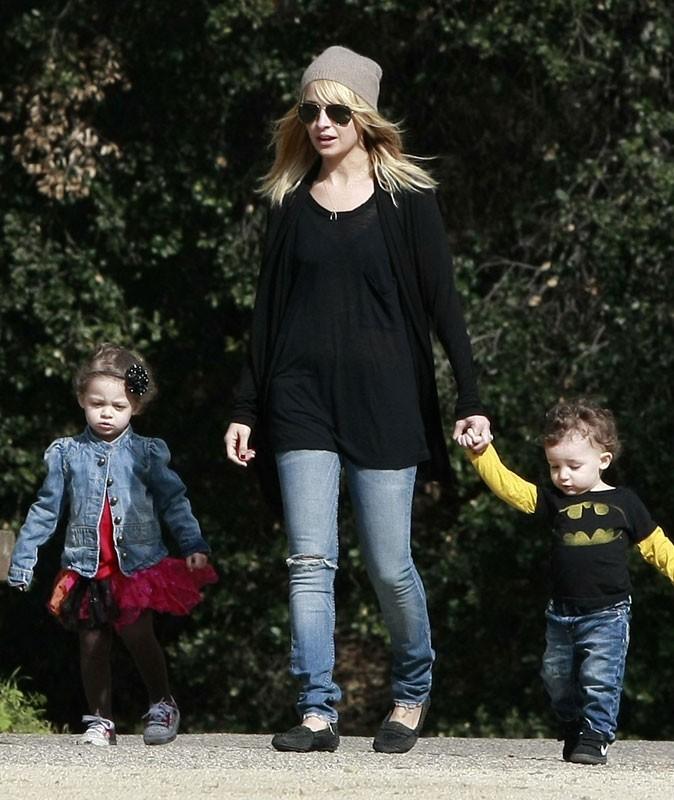 Fête des mères : Nicole Richie est une maman fashion !