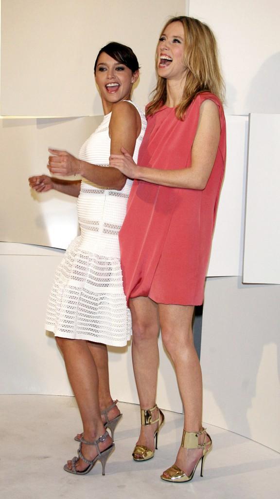 Emma de Caunes & Léa Drucker