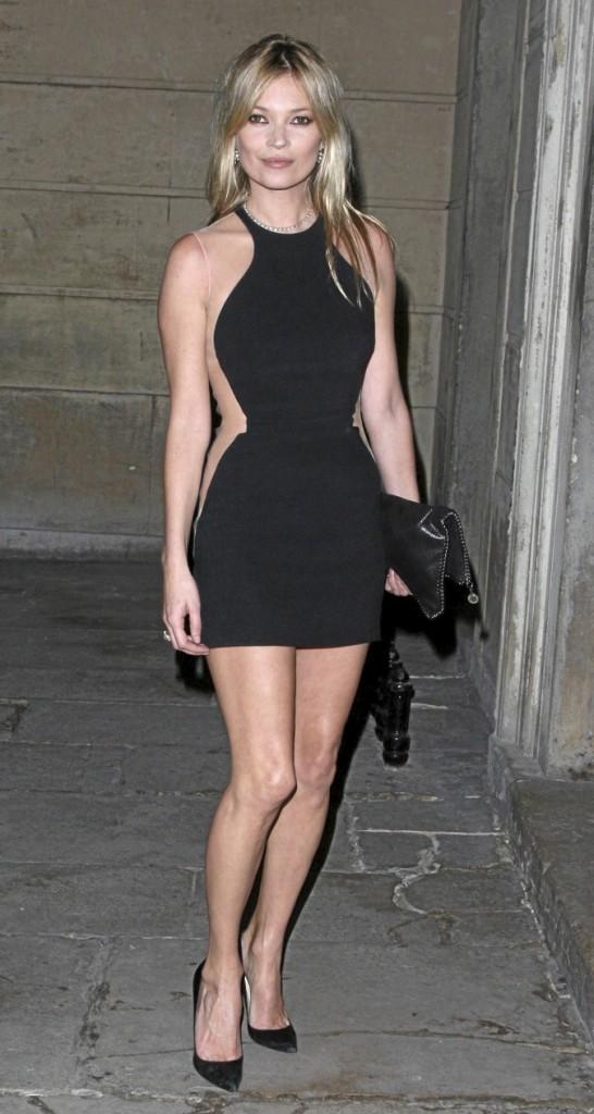 Kate Moss : bac - 4 !
