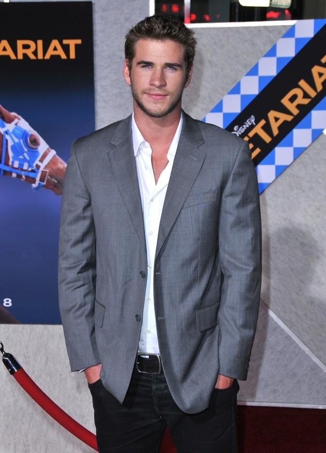 Liam Hemsworth est une bombe !