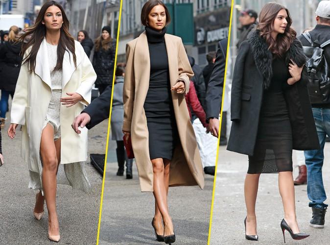 Lily Aldridge, Irina Shayk, Emily Ratajkowski, Gigi Hadid... Concentré de sex-appeal à New York !