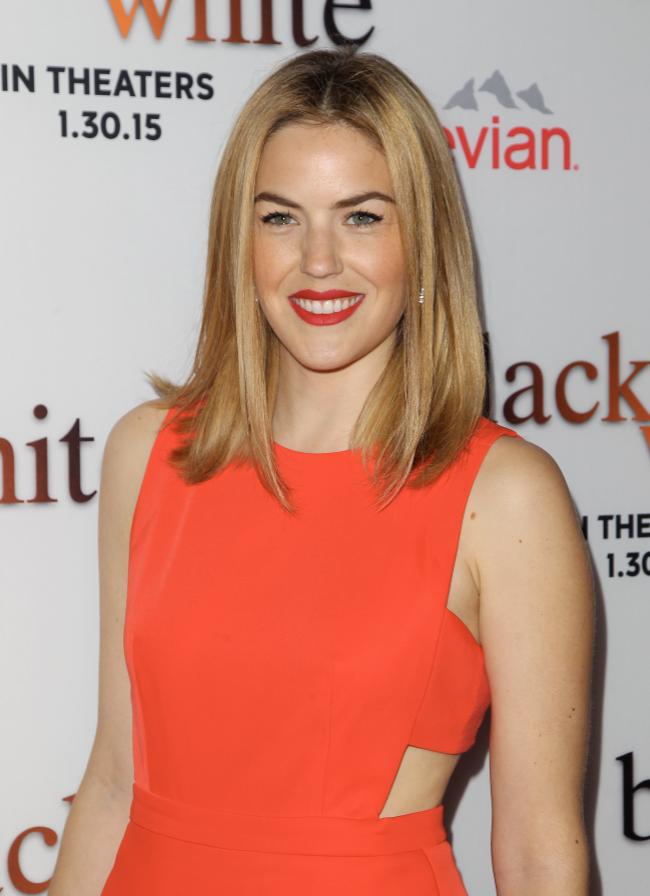 Lily Costner le 20 janvier 2015