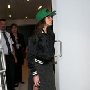 Ali Lohan à l'aéroport de Los Angeles le 18 avril 2013