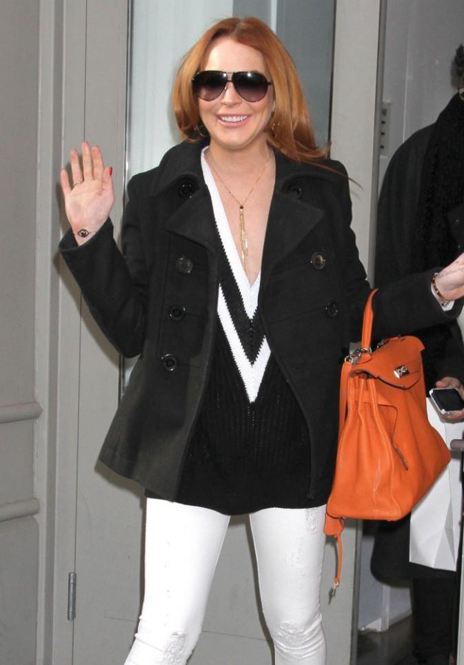Photos : Lindsay Lohan : de jour comme de nuit, Lilo semble avoir remonté la pente !