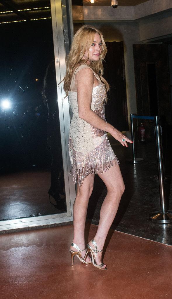 Photos : Lindsay Lohan : découvrez son nouvel achat !