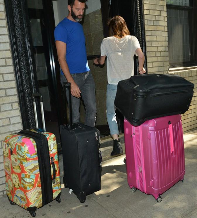 Les bagages de LiLo