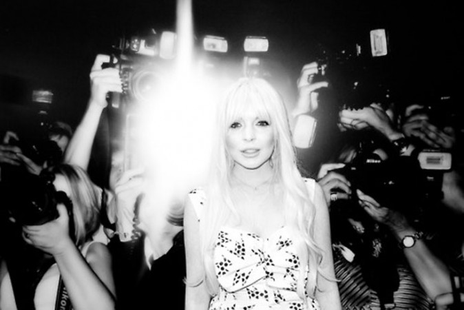 Lindsay Lohan sur la bonne pente !
