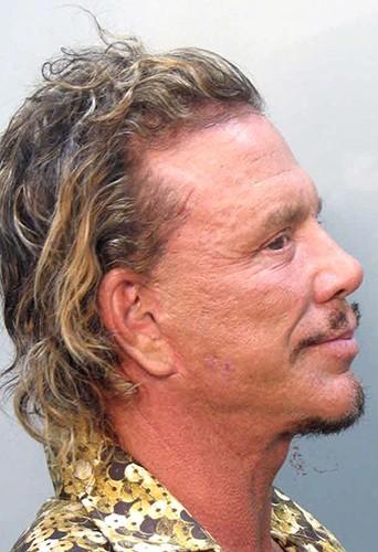 Mickey Rourke en 2007